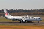 funi9280さんが、新千歳空港で撮影した日本航空 737-846の航空フォト(写真)