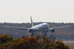 funi9280さんが、新千歳空港で撮影したジンエアー 777-2B5/ERの航空フォト(飛行機 写真・画像)