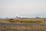 レドームさんが、羽田空港で撮影した朝日航洋 680 Citation Sovereignの航空フォト(写真)