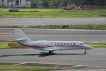 OS52さんが、成田国際空港で撮影した朝日航洋 680 Citation Sovereignの航空フォト(写真)