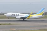 kuro2059さんが、中部国際空港で撮影したAIR DO 737-781の航空フォト(写真)