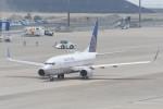 kuro2059さんが、中部国際空港で撮影したユナイテッド航空 737-724の航空フォト(写真)