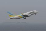 kuro2059さんが、羽田空港で撮影したAIR DO 737-781の航空フォト(写真)