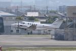 kuro2059さんが、名古屋飛行場で撮影したダイヤモンド・エア・サービス 200 Super King Airの航空フォト(写真)