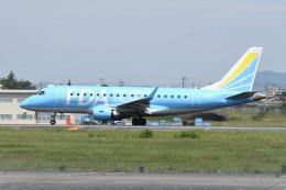 kuro2059さんが、名古屋飛行場で撮影したフジドリームエアラインズ ERJ-170-100 (ERJ-170STD)の航空フォト(写真)