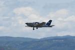 kuro2059さんが、名古屋飛行場で撮影した日本法人所有 TB-21 Trinidad TCの航空フォト(飛行機 写真・画像)