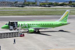 kuro2059さんが、名古屋飛行場で撮影したフジドリームエアラインズ ERJ-170-200 (ERJ-175STD)の航空フォト(写真)