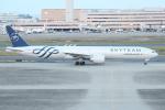 OMAさんが、羽田空港で撮影したエールフランス航空 777-328/ERの航空フォト(写真)
