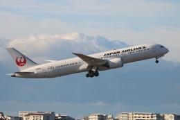 水月さんが、伊丹空港で撮影した日本航空 787-9の航空フォト(飛行機 写真・画像)