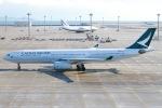 rjジジィさんが、中部国際空港で撮影したキャセイパシフィック航空 A330-342の航空フォト(写真)
