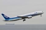 rjジジィさんが、中部国際空港で撮影した全日空 777-281/ERの航空フォト(写真)