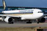 kan787allさんが、福岡空港で撮影したシンガポール航空 A330-343Xの航空フォト(写真)