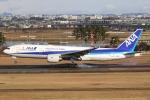やまけんさんが、仙台空港で撮影した全日空 777-281の航空フォト(写真)