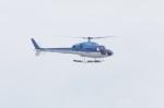 ユターさんが、那覇空港で撮影した日本法人所有 AS355N Ecureuil 2の航空フォト(写真)