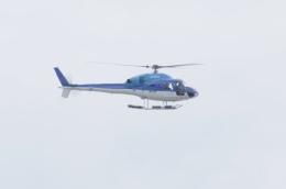 ユターさんが、那覇空港で撮影した日本法人所有 AS355N Ecureuil 2の航空フォト(飛行機 写真・画像)