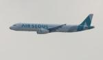 kenko.sさんが、成田国際空港で撮影したエアソウル A321-231の航空フォト(写真)