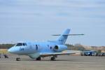 350JMさんが、茨城空港で撮影した航空自衛隊 U-125A(Hawker 800)の航空フォト(写真)