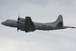 MOR1(新アカウント)さんが、嘉手納飛行場で撮影したアメリカ海軍 P-3C Orionの航空フォト(写真)