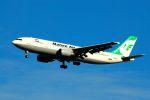 まいけるさんが、スワンナプーム国際空港で撮影したマーハーン航空 A300B4-603の航空フォト(写真)