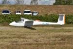 とびたさんが、大野滑空場で撮影した日本個人所有 ASK 23Bの航空フォト(写真)
