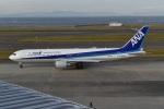 とびたさんが、中部国際空港で撮影したエアージャパン 767-381/ERの航空フォト(写真)