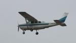 raichanさんが、成田国際空港で撮影したアイベックスアビエイション TU206G Turbo Stationair 6の航空フォト(写真)