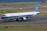 キイロイトリさんが、関西国際空港で撮影した中国南方航空 A321-231の航空フォト(写真)