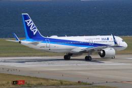 キイロイトリさんが、関西国際空港で撮影した全日空 A320-271Nの航空フォト(写真)