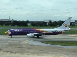 航空フォト:HS-DBC ノックエア 737-800