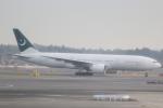 cassiopeiaさんが、成田国際空港で撮影したパキスタン国際航空 777-2Q8/ERの航空フォト(写真)
