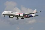 Orange linerさんが、成田国際空港で撮影したマレーシア航空 A350-941XWBの航空フォト(写真)
