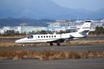 kumagorouさんが、仙台空港で撮影したアメリカ陸軍 UC-35A Citation Ultra (560)の航空フォト(写真)