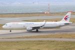 キイロイトリさんが、関西国際空港で撮影した中国東方航空 A321-211の航空フォト(写真)