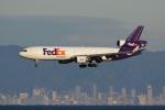 sumihan_2010さんが、関西国際空港で撮影したフェデックス・エクスプレス MD-11Fの航空フォト(写真)