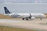 キイロイトリさんが、関西国際空港で撮影した中国東方航空 A321-231の航空フォト(写真)