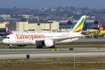 masa707さんが、ロサンゼルス国際空港で撮影したエチオピア航空 787-8 Dreamlinerの航空フォト(写真)