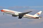masa707さんが、ロサンゼルス国際空港で撮影した中国貨運航空 777-F6Nの航空フォト(写真)