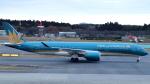 誘喜さんが、成田国際空港で撮影したベトナム航空 A350-941XWBの航空フォト(写真)