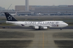 たーしょ@0525さんが、羽田空港で撮影したタイ国際航空 747-4D7の航空フォト(写真)