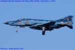 Chofu Spotter Ariaさんが、茨城空港で撮影した航空自衛隊 RF-4E Phantom IIの航空フォト(写真)