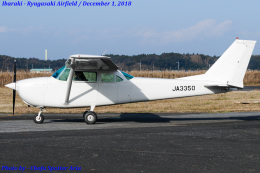 Chofu Spotter Ariaさんが、龍ケ崎飛行場で撮影した日本個人所有 172H Ramの航空フォト(飛行機 写真・画像)