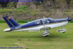 Chofu Spotter Ariaさんが、茨城県下妻市 場外離着陸場で撮影した日本個人所有 TB-10 Tobagoの航空フォト(写真)
