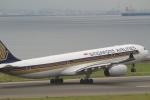 condorさんが、中部国際空港で撮影したシンガポール航空 A310-324の航空フォト(写真)