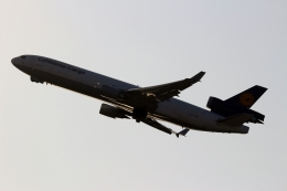 ハピネスさんが、関西国際空港で撮影したルフトハンザ・カーゴ MD-11Fの航空フォト(飛行機 写真・画像)
