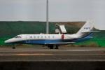スポット110さんが、羽田空港で撮影したウェルズ・ファーゴ・バンク・ノースウェスト 680 Citation Sovereignの航空フォト(写真)