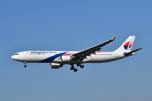 航空フォト:9M-MTB マレーシア航空