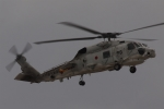 木人さんが、那覇空港で撮影した海上自衛隊 SH-60Jの航空フォト(写真)