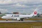 遠森一郎さんが、福岡空港で撮影したジェイ・エア ERJ-170-100 (ERJ-170STD)の航空フォト(写真)