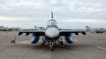 ららぞうさんが、茨城空港で撮影した航空自衛隊 F-2Aの航空フォト(写真)