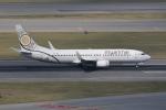 taka777さんが、香港国際空港で撮影したミャンマー・ナショナル・エアウェイズ 737-86Nの航空フォト(写真)